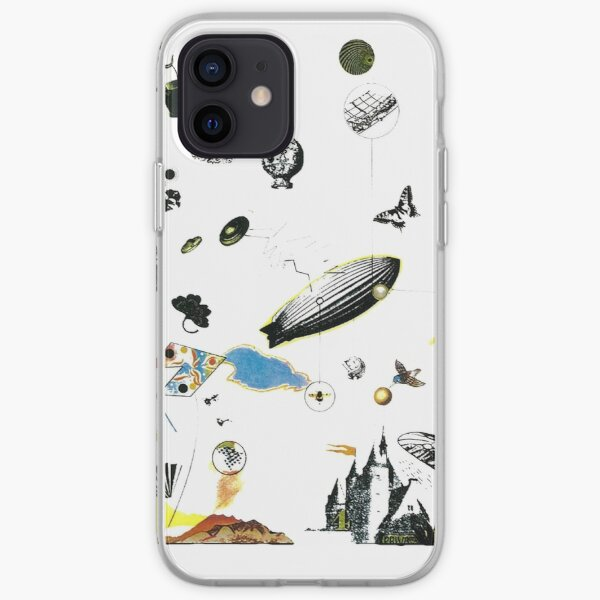 III iPhone Soft Case
