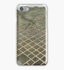 Salt Lake City 1870 iPhone Case/Skin
