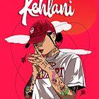 Kehlani (pink) by kdxart