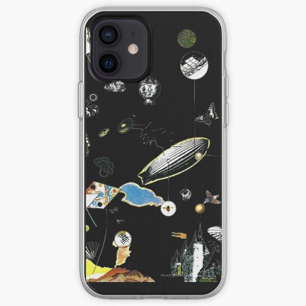 III Black iPhone Soft Case