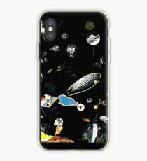 Vinilo o funda para iPhone III Negro