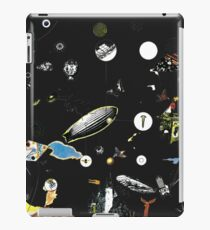 III Black iPad Case/Skin