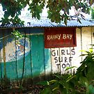 Girls Surf Too - Hale'iwa by northshoresign
