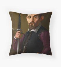 Nicoletto Giganti Throw Pillow