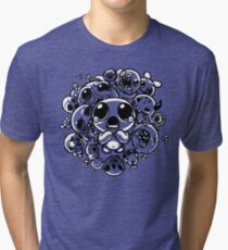 Binding of Isaac Two Tone Tri-blend T-Shirt