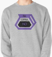 Aw Coffee No Pullover