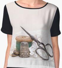 Sewing Women's Chiffon Top