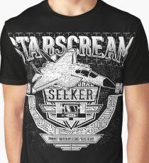 Starscream Graphic T-Shirt
