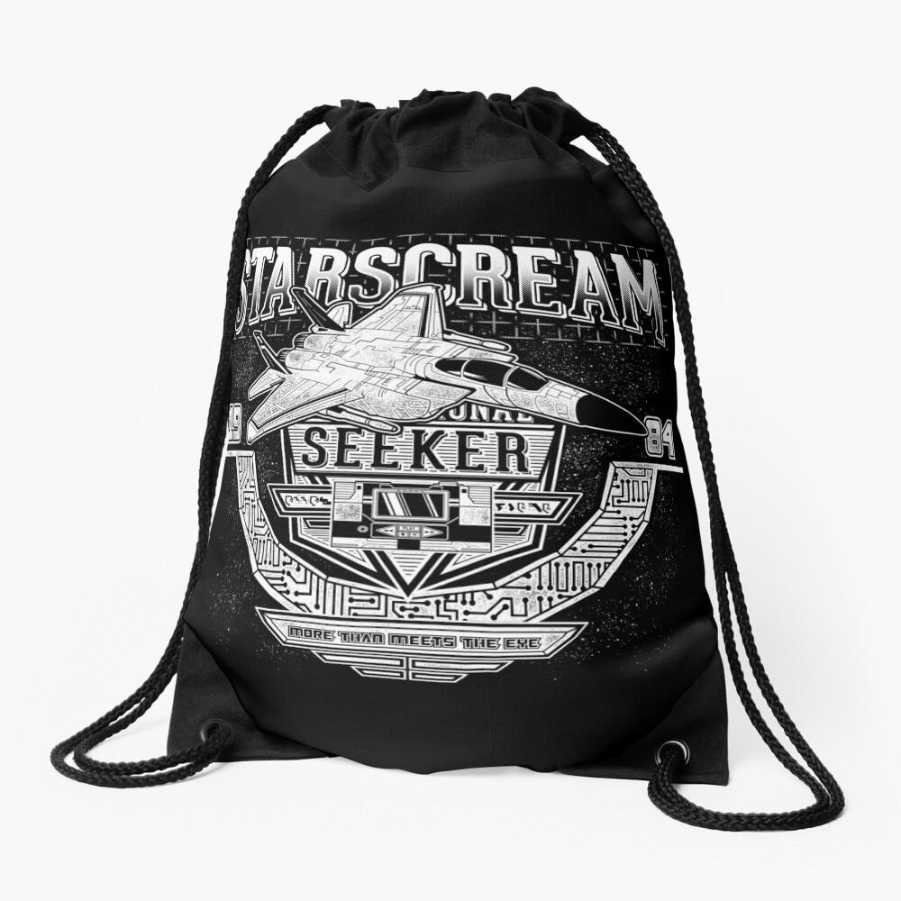 Starscream Drawstring Bag