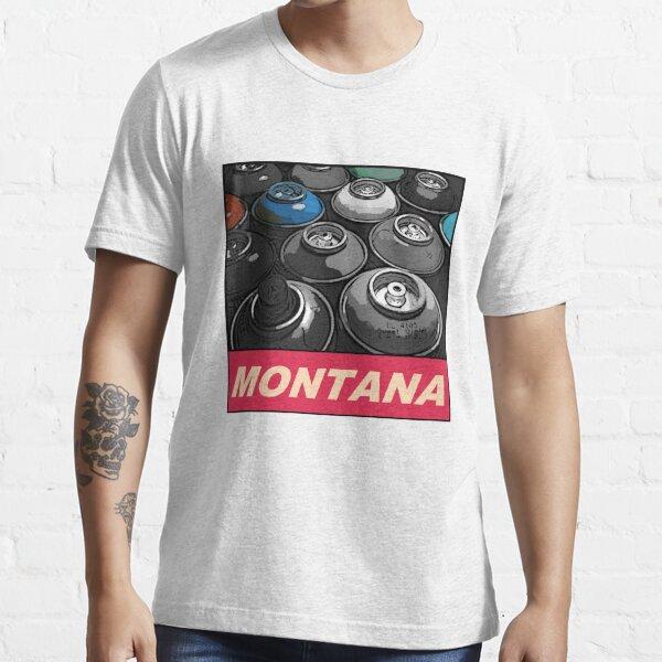 Montana Spray T-shirt Essential T-Shirt