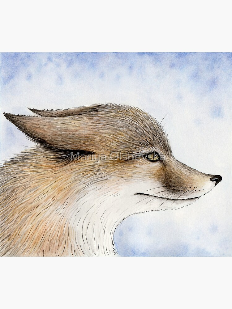 Swift Fox by OzureFlame