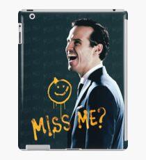 Miss me iPad Case/Skin