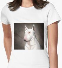 Bull Terrier Women's Fitted T-Shirt