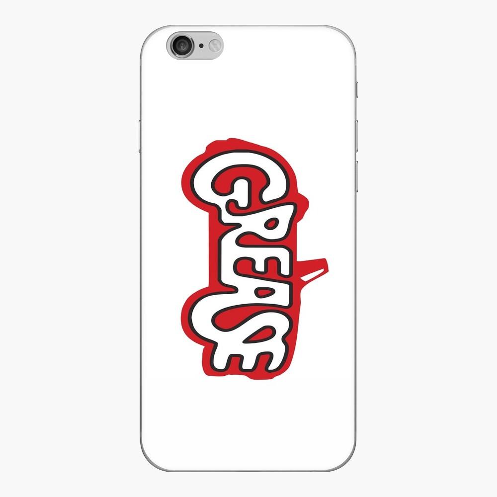 Grease is the Word iPhone Klebefolie