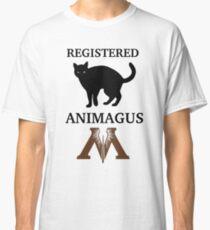 Registered Animagus (Cat) Classic T-Shirt