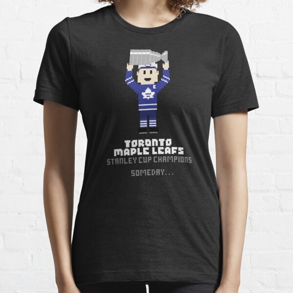 8-Bit Leafs Essential T-Shirt