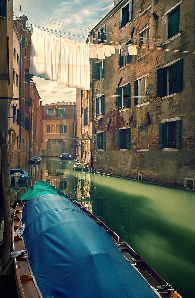 venezia  by meanderthal