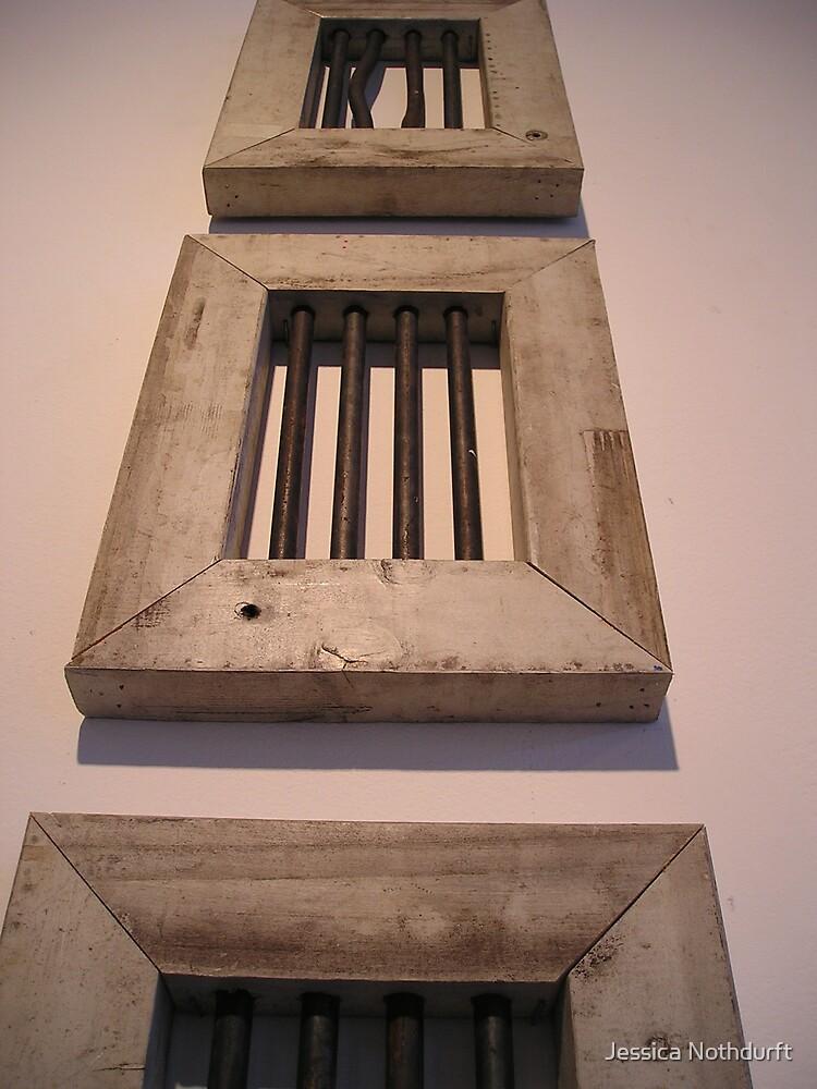 Mini Prisons by Jessica Nothdurft