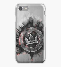 H1Z1 King of the kill crown iPhone Case/Skin
