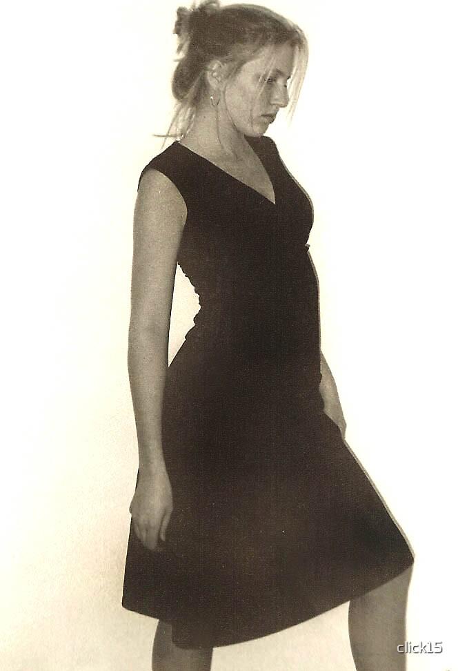 Black Dress by click15