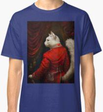 The Hermitage Court Chamber Herald Cat Edited version Classic T-Shirt