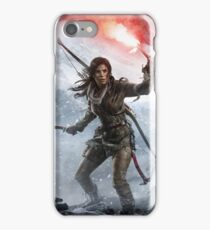 Lara Croft iPhone Case/Skin