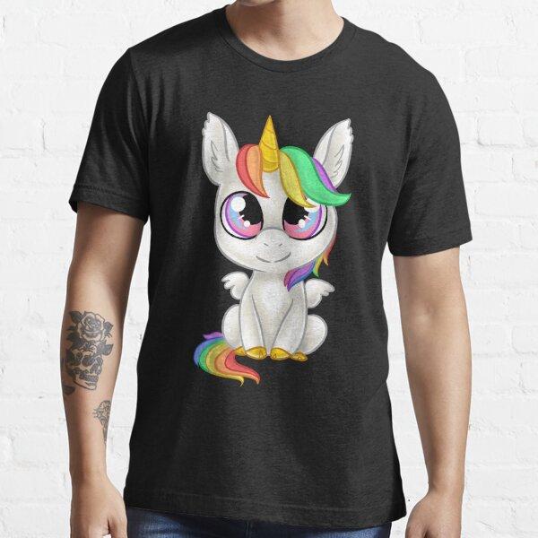 Unicorn Chibi Essential T-Shirt