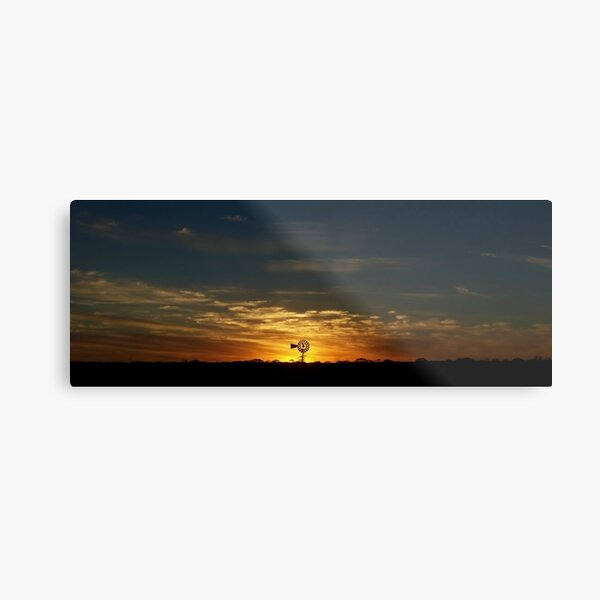 Breath Of Fresh Air Metal Print