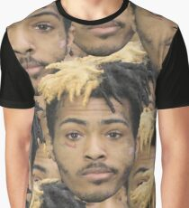 xxxTentacion Graphic T-Shirt
