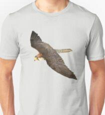 Laner Falcon in flight T-Shirt