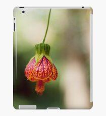 Flower bell iPad Case/Skin