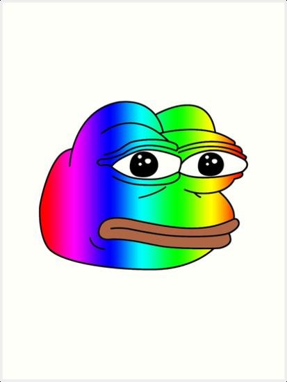 Frosch Meme