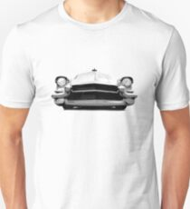 1956 Cadillac - high contrast T-Shirt