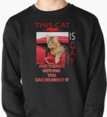 This Cat Is Gay T-Shirt