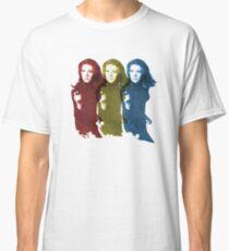 Emma Peal 60s Pop Art Avenger Classic T-Shirt