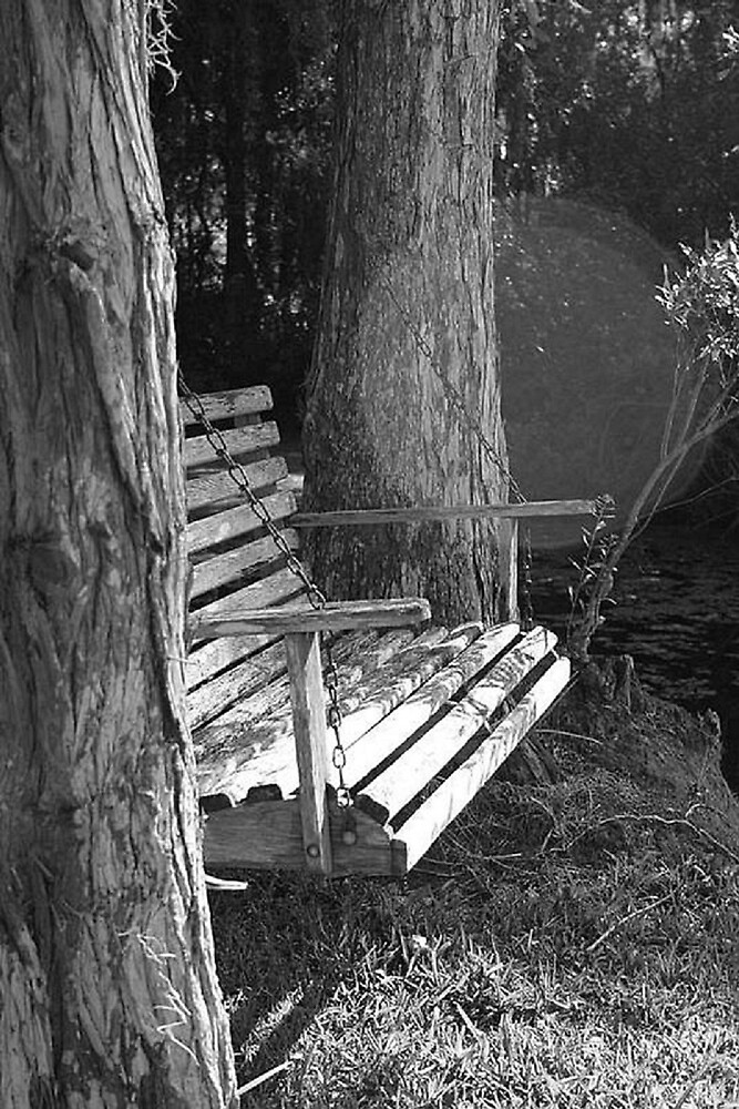 The Seat Of Solitude by photophreak