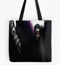 Girl with the Robotic Heart Tote Bag