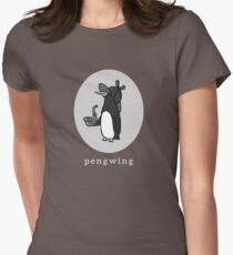 Pengwing Women's Fitted T-Shirt