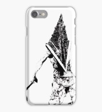 Silent Hill Pyramid Head iPhone Case/Skin