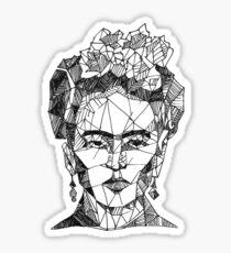 Frida -2 Sticker