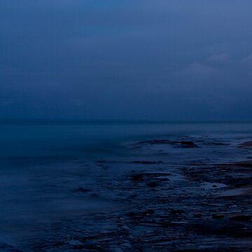 Dark beach by kato