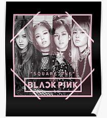 Black Pink Boombayah Poster