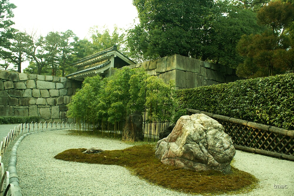 Japan - A Stone View 1 by tmac