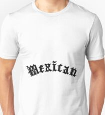 Mexican | Rey Mysterio Slim Fit T-Shirt