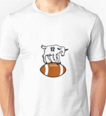 The Goat of Football #12 Unisex T-Shirt