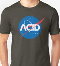 Acid vs Nasa Unisex T-Shirt