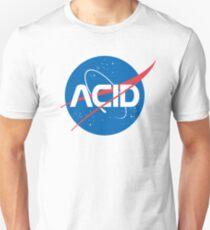 Acid vs Nasa T-Shirt