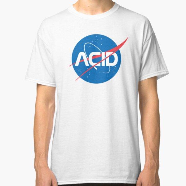 Acid vs Nasa Classic T-Shirt
