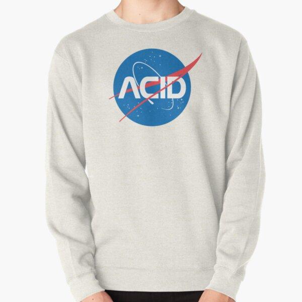 Acid vs Nasa Pullover Sweatshirt