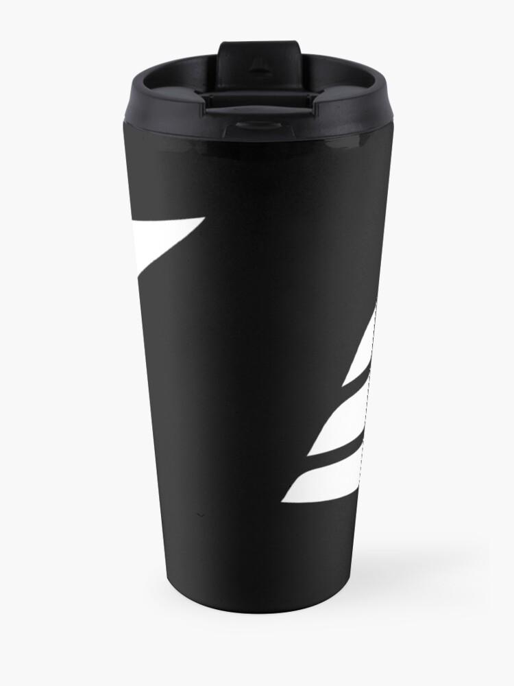 Alternate view of Fast Lean Fit® Logo  Travel Mug
